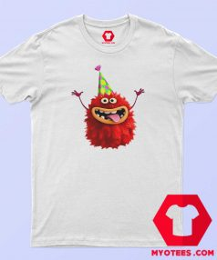 Cute Funy Furry Party Monster T Shirt