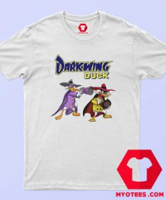 Disney Vintage Cartoon Darkwing Duck T Shirt