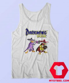 Disney Vintage Cartoon Darkwing Duck Tank Top
