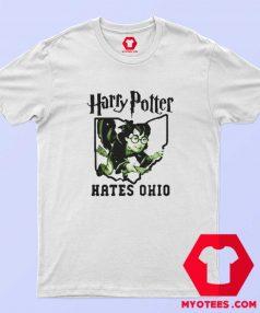Funny Harry Potter Hates Ohio Unisex T Shirt