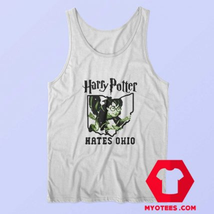 Funny Harry Potter Hates Ohio Unisex Tank Top