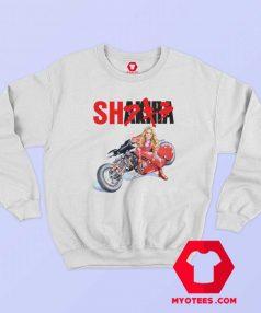 Funny Meme Anime Shakira Akira Sweatshirt