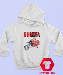 Funny Meme Anime Shakira Akira Unisex Hoodie