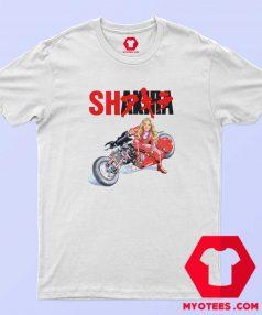 Funny Meme Anime Shakira Akira Unisex T Shirt