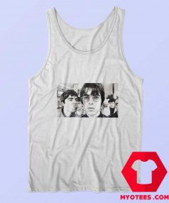 Funny Oasis Liam Noel Gallagher Unisex Tank Top