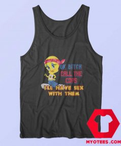 Funny Tweety Have Sex with Them Tank Top