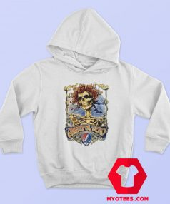 Grateful Dead Skull and Roses Bertha Hoodie