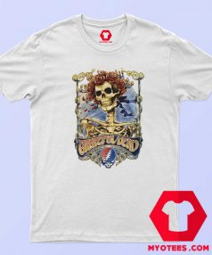Grateful Dead Skull and Roses Bertha T Shirt