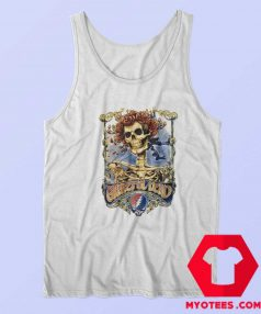 Grateful Dead Skull and Roses Bertha Tank Top