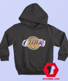 Lakers Los Angeles Culture Graphic Hoodie