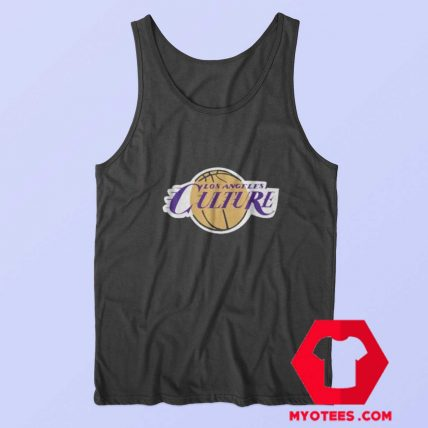 Lakers Los Angeles Culture Graphic Tank Top