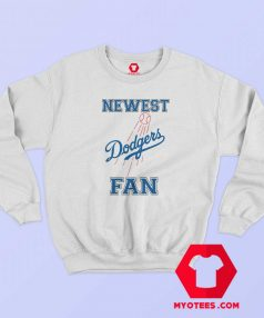 Los Angeles DODGERS FAN Unisex Sweatshirt