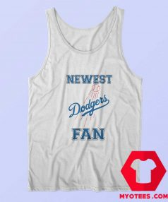 Los Angeles DODGERS FAN Unisex Tank Top