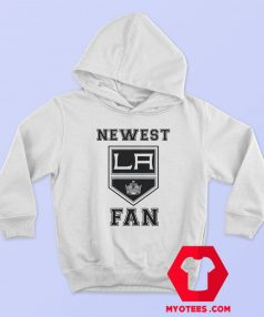 Los Angeles KINGS FAN Logo Unisex Hoodie