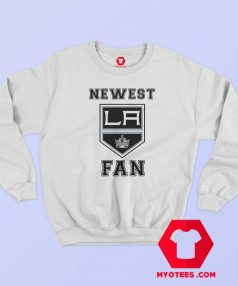 Los Angeles KINGS FAN Logo Unisex Sweatshirt