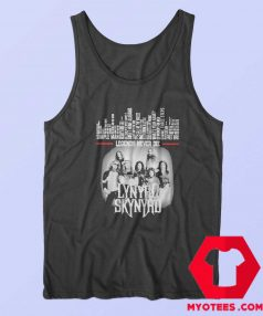 Lynyrd Skynyrd Album Legends Never Die Tank Top