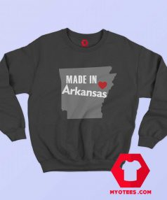 Made in Arkansas Unisex Sweatshirt