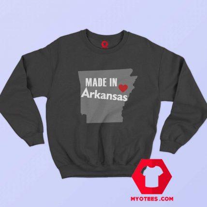 Made in Arkansas Unisex Sweatshirt