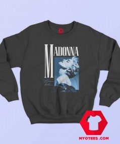 Madonna True Blue Album Unisex Sweatshirt