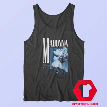 Madonna True Blue Album Unisex Tank Top