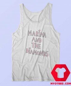 Marina And The Diamonds Quote Tank Top