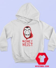 Mask Money Heist La Casa De Papel Hoodie