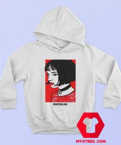 Mathilda Leon The Professional Unisex Hoodie