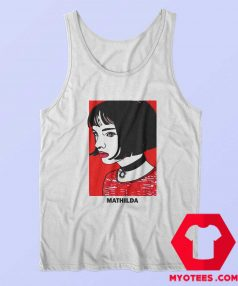 Mathilda Leon The Professional Unisex Tank Top