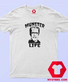Munster Life Herman The Munster T Shirt