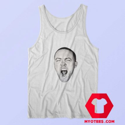 Music Vintage Mac Miller Unisex Tank Top