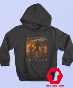 Nakia Okoye Black Panther Wakanda Forever Hoodie