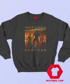 Nakia Okoye Black Panther Wakanda Forever Sweatshirt
