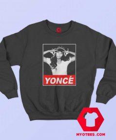 Obey Yonce Beyonce Unisex Adult Sweatshirt
