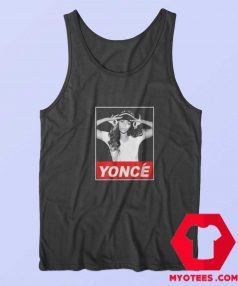Obey Yonce Beyonce Unisex Adult Tank Top