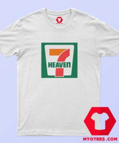 Official Seventh Heaven Eleven Parody T Shirt