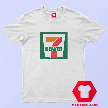 Official Seventh Heaven Eleven Parody T Shirt