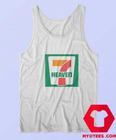 Official Seventh Heaven Eleven Parody Tank Top