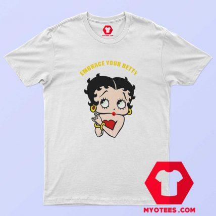 Original Betty Boop Vintage Retro T Shirt