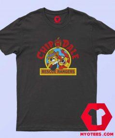 Retro Chip N Dale Rescue Rangers T Shirt