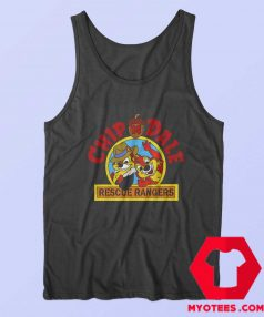 Retro Chip N Dale Rescue Rangers Tank Top