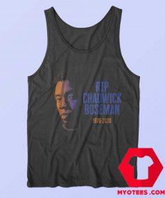 Rip Chadwick Boseman 1977 2020 Tank Top