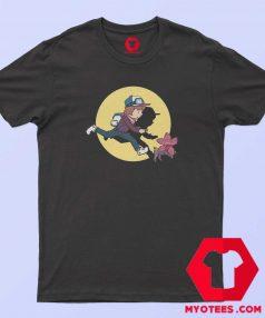 The Adventures Of Dustin Titan Arum T Shirt