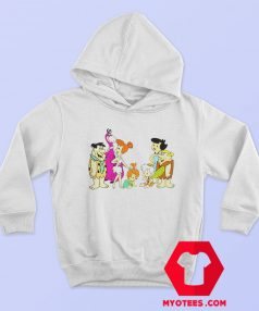The Flintstones Fred Wilma Barney Betty Hoodie
