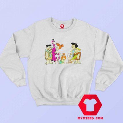 The Flintstones Fred Wilma Barney Betty Sweatshirt