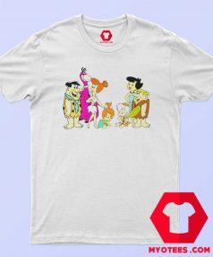 The Flintstones Fred Wilma Barney Betty T Shirt
