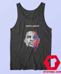 Trevor Jackson Graphic Custom Tank Top