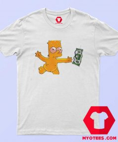 Vintage Aesthetic Funny Art Simpson T Shirt