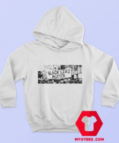 Vintage Black Lives Matter People Unisex Hoodie