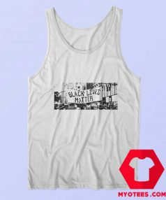 Vintage Black Lives Matter People Unisex Tank Top