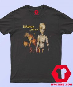 Vintage Lithium Song Nirvana Band Unisex T Shirt